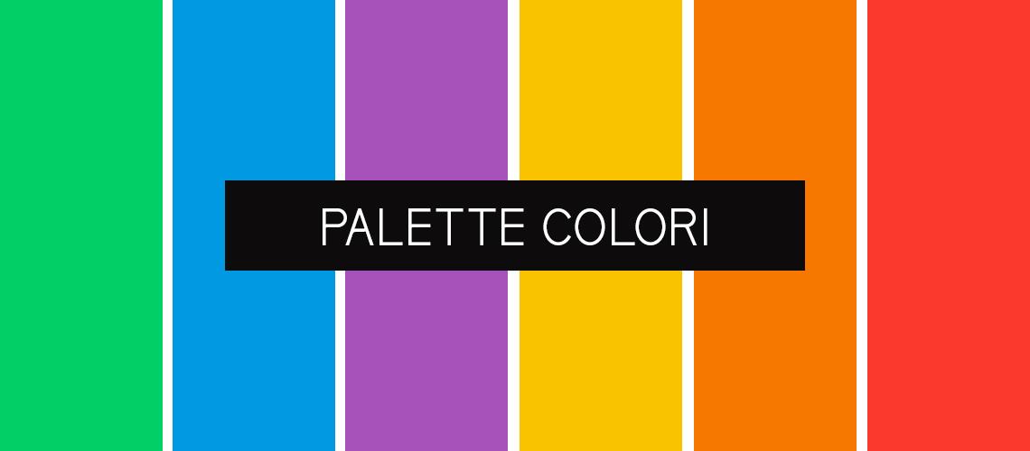 Come scegliere una palette di colori per il tuo progetto - Immagine di una ragazza a colori ...