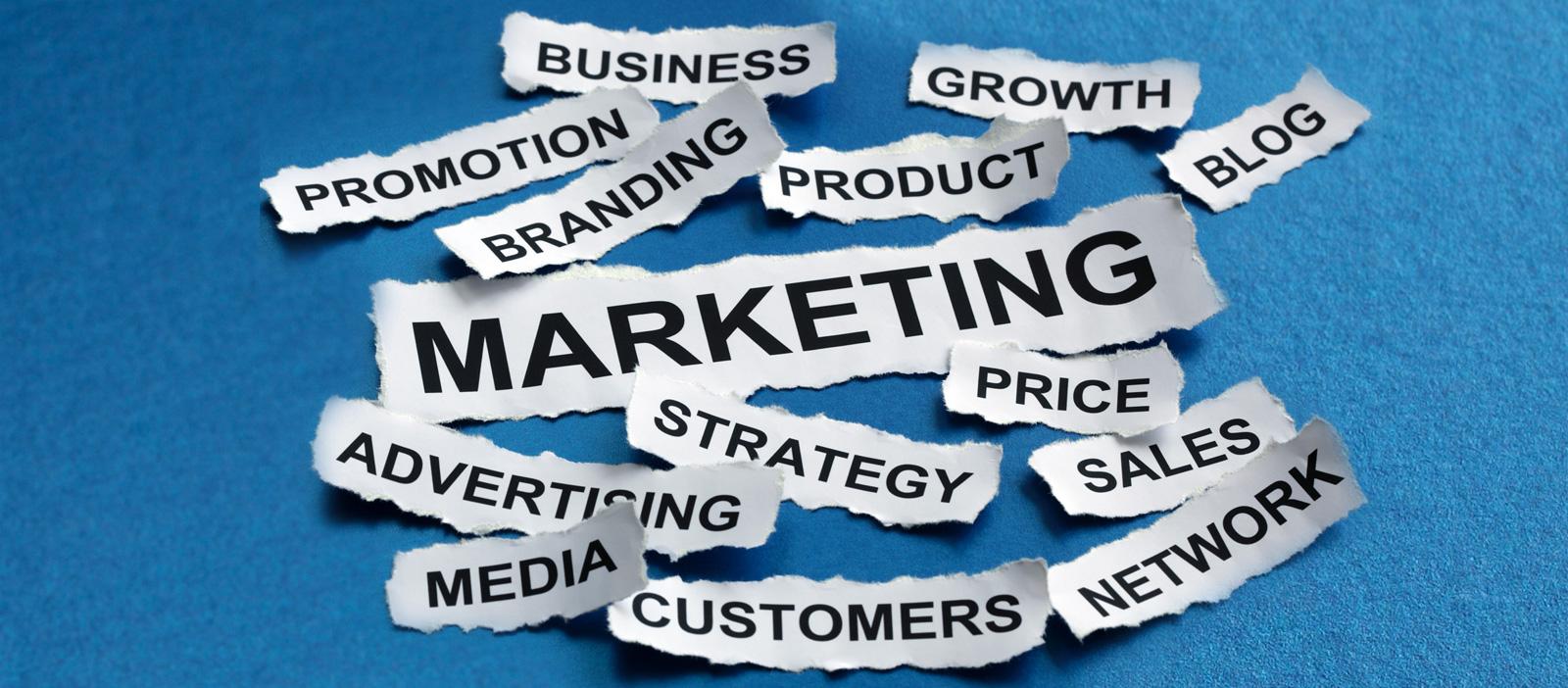 idee sparse di marketing e visibilità sotto data