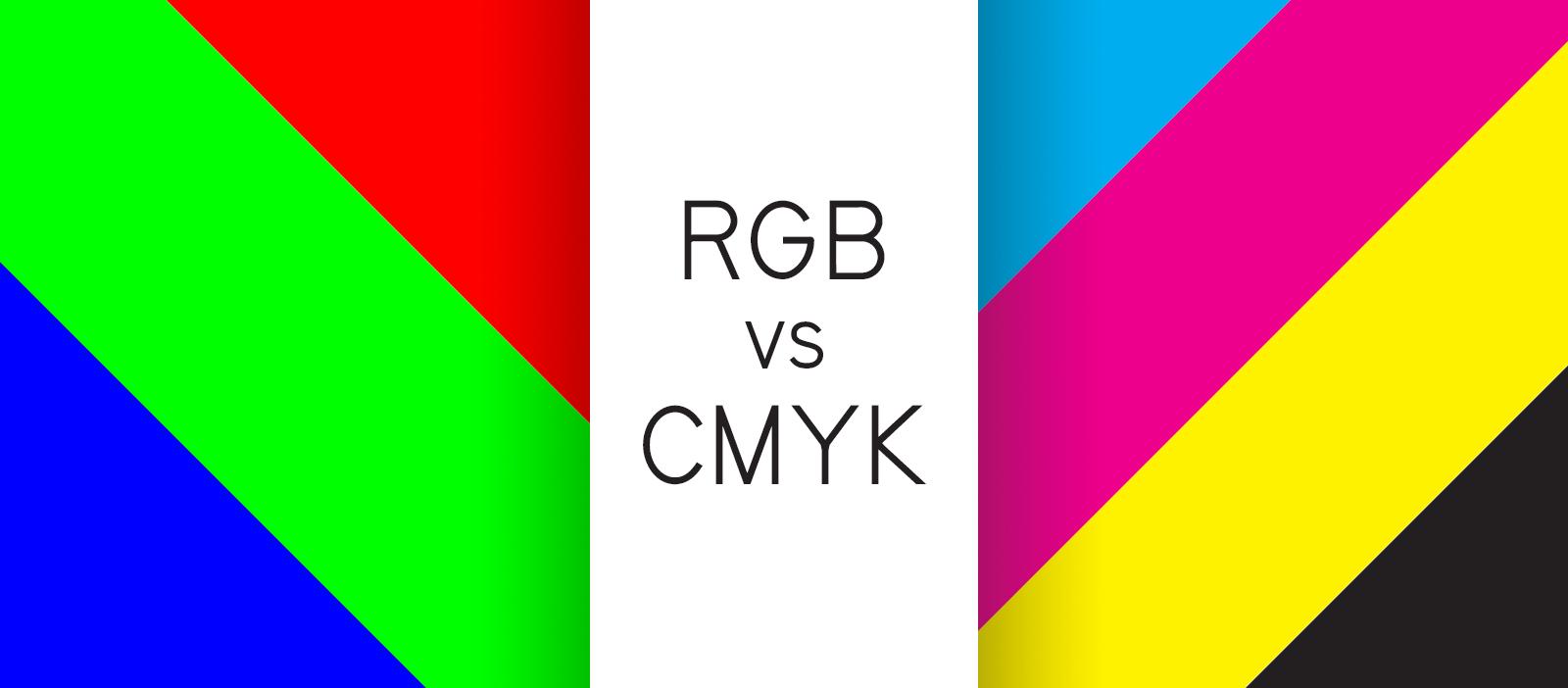 Quale metodo colore scegliere: rgb o cmyk