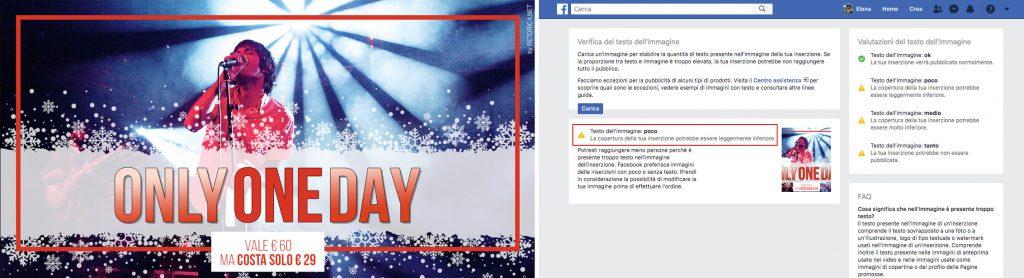 sponsorizzare le immagini su facebook