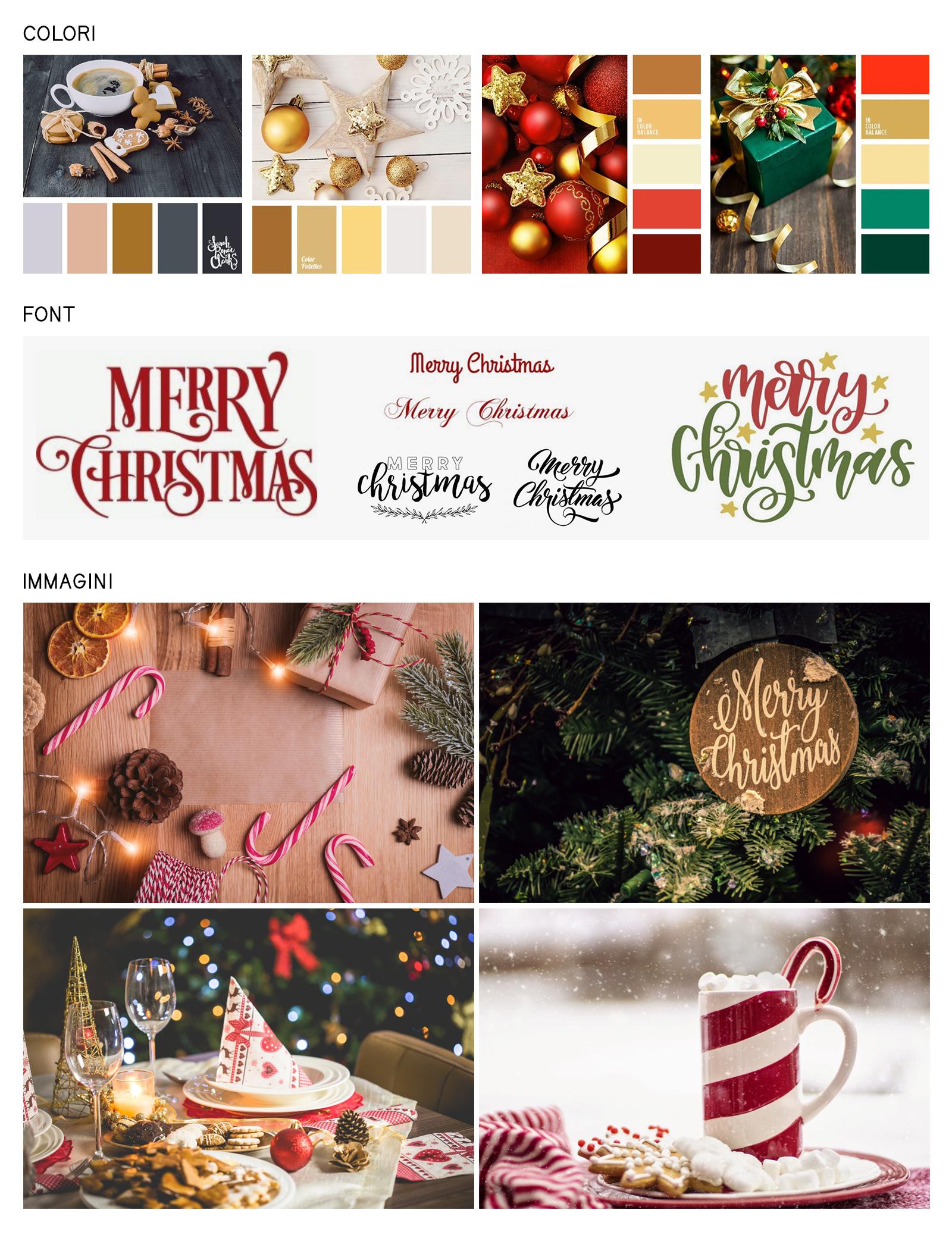 indicazioni natalizie